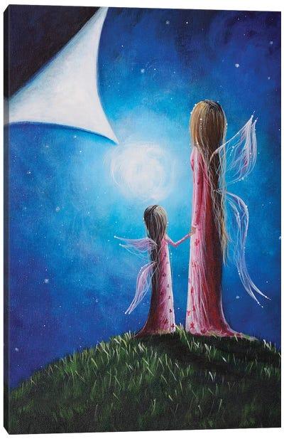 A Fairy's Child Canvas Art Print