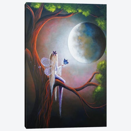 Enchanted Beginnings Canvas Print #MLP53} by Moonlight Art Parlour Canvas Art Print