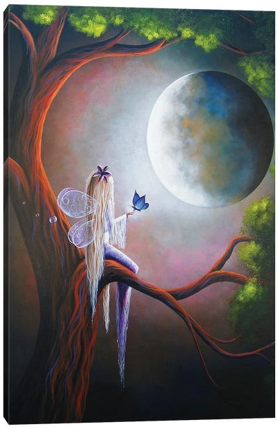 Enchanted Beginnings Canvas Art Print