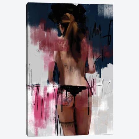I'm Coming 3-Piece Canvas #MLT18} by Daniel Malta Canvas Art Print