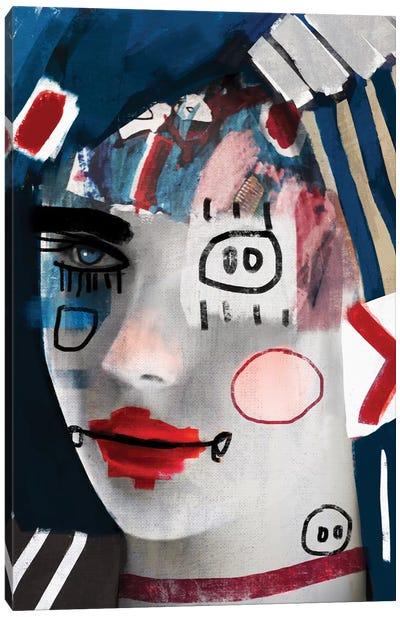 A Doll II Canvas Art Print