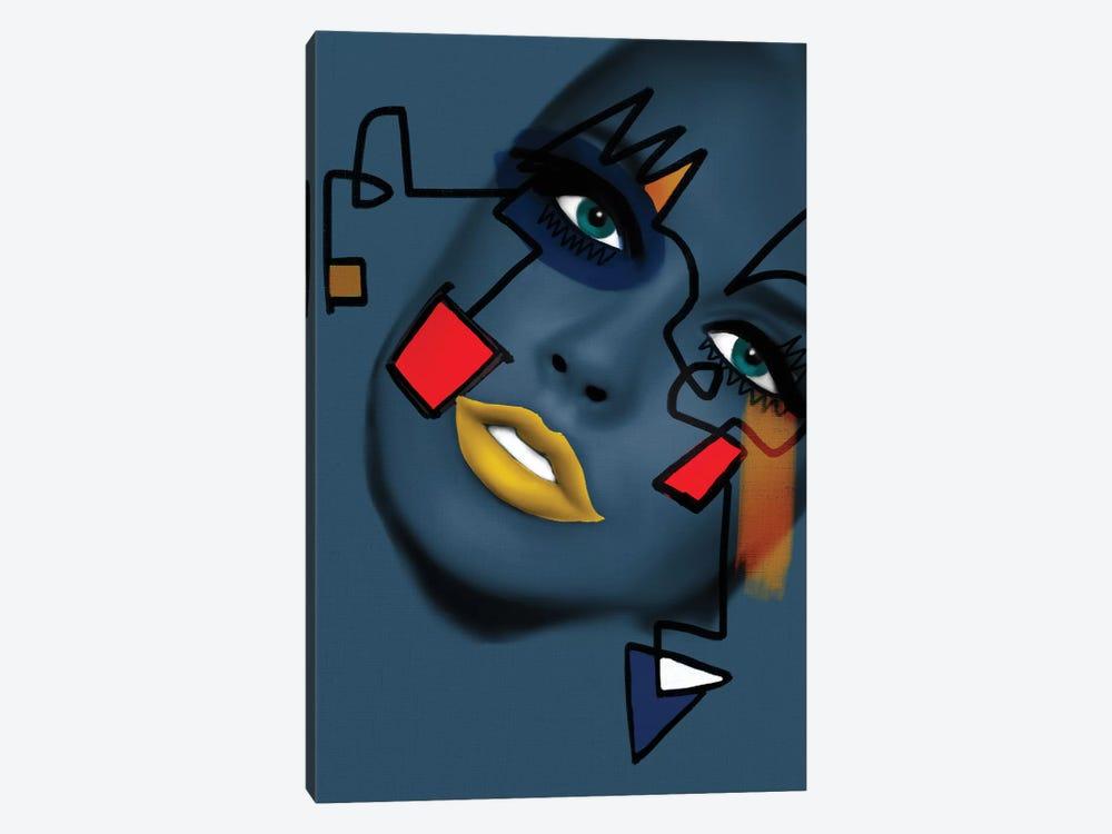 Justice by Daniel Malta 1-piece Canvas Art