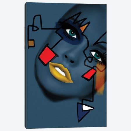 Justice 3-Piece Canvas #MLT20} by Daniel Malta Canvas Wall Art