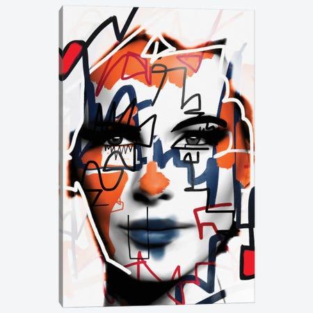 Ladybug 3-Piece Canvas #MLT22} by Daniel Malta Canvas Art