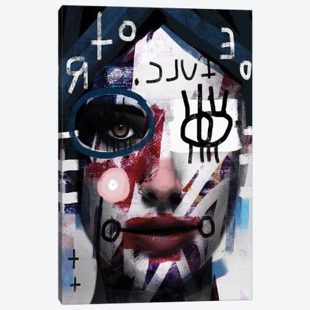 Language Canvas Print #MLT23} by Daniel Malta Canvas Wall Art