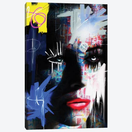 Observer Canvas Print #MLT27} by Daniel Malta Canvas Print