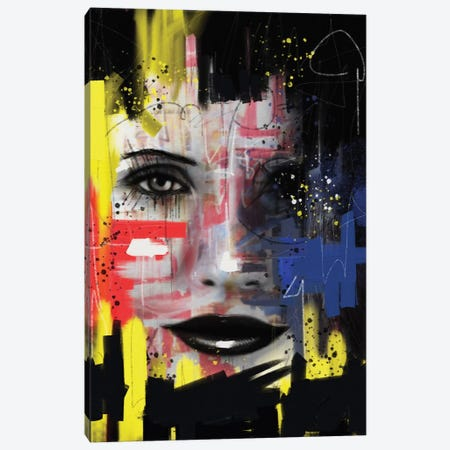 Satisfaction Canvas Print #MLT33} by Daniel Malta Canvas Print