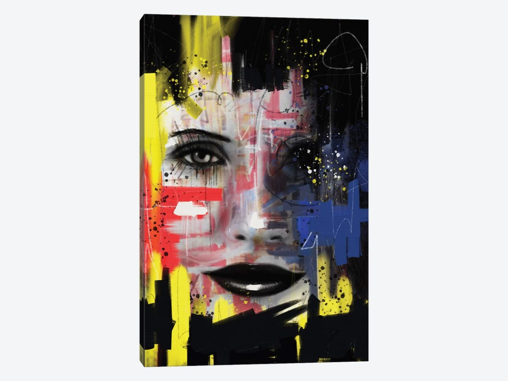 Satisfaction by Daniel Malta 1-piece Canvas Artwork