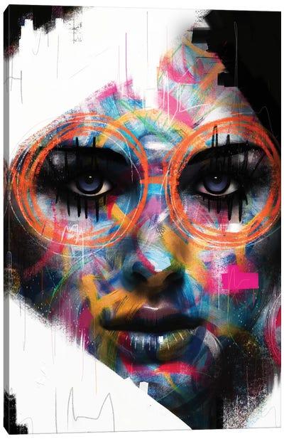 Soul Glasses Canvas Art Print