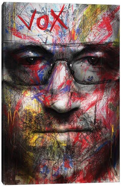 Vox Canvas Art Print