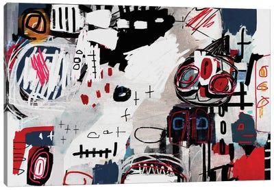 Defeat Canvas Art Print