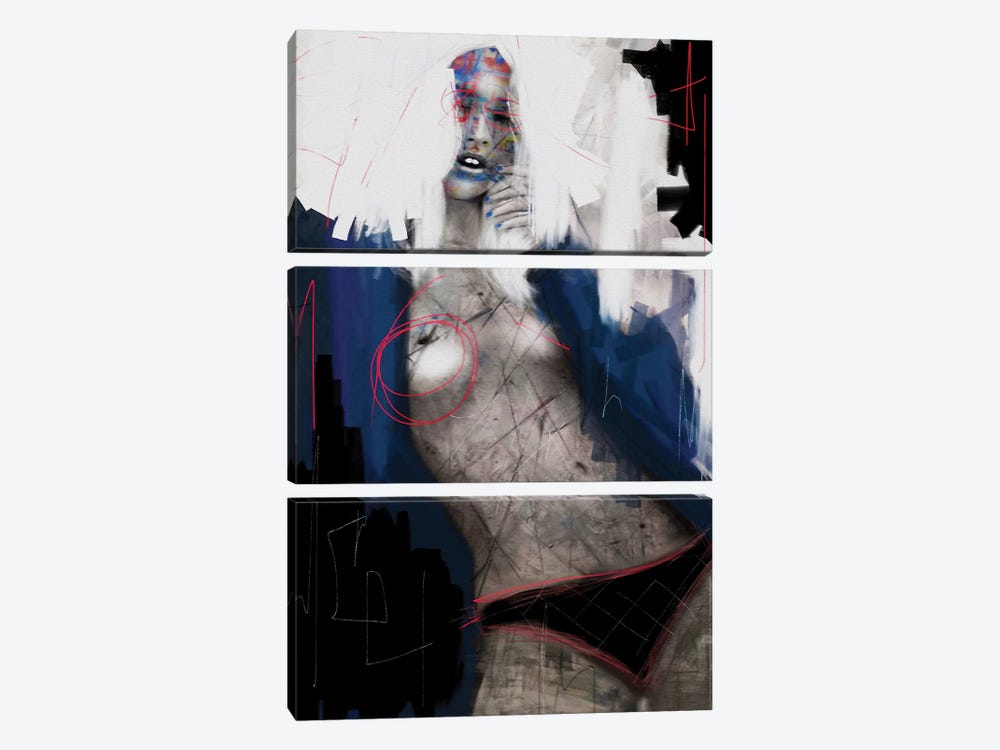 Liberty by Daniel Malta 3-piece Art Print