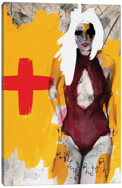 My Nurse Canvas Art Print