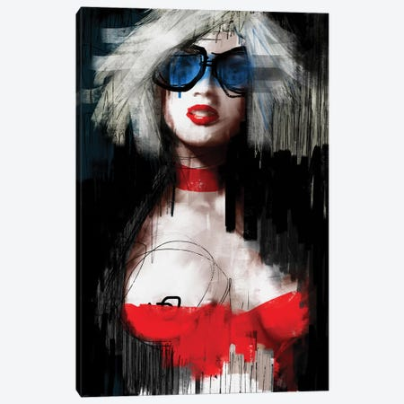 Sleep With Me Tonight Canvas Print #MLT52} by Daniel Malta Art Print
