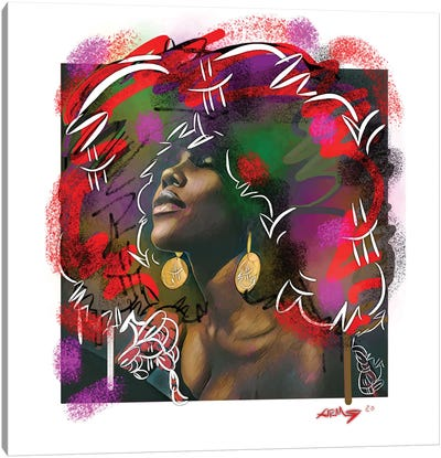 I Got Soul!!! Canvas Art Print