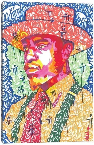 Andre 3K Canvas Art Print
