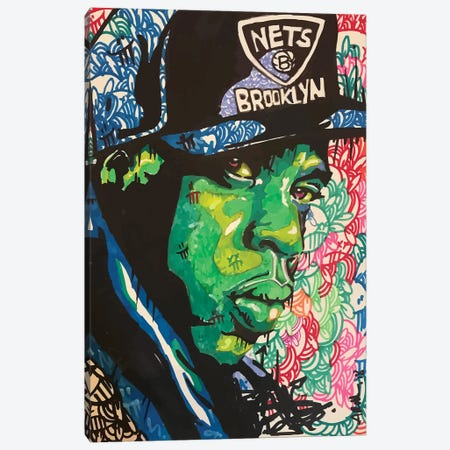 HOV Canvas Print #MLW9} by Arm Of Casso Canvas Artwork