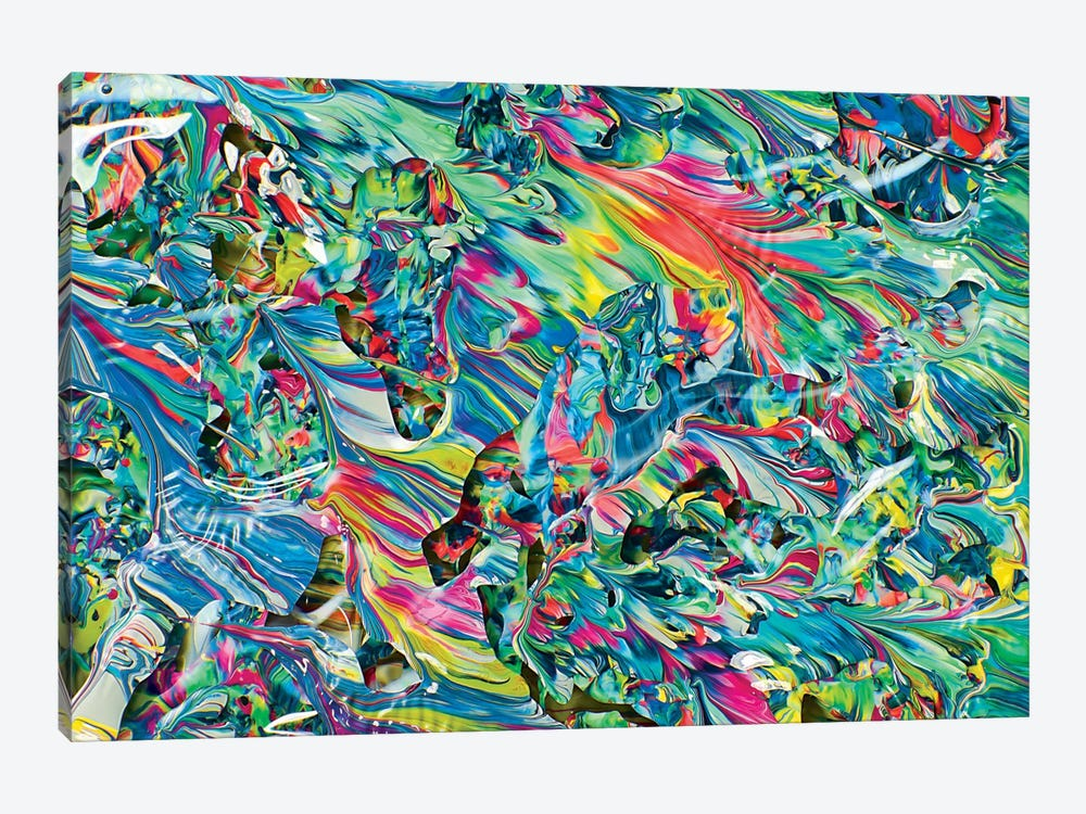 Untitled 15 by Mark Lovejoy 1-piece Canvas Art Print