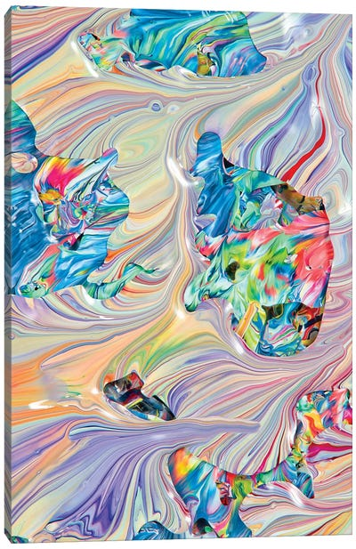 Untitled 18 Canvas Art Print