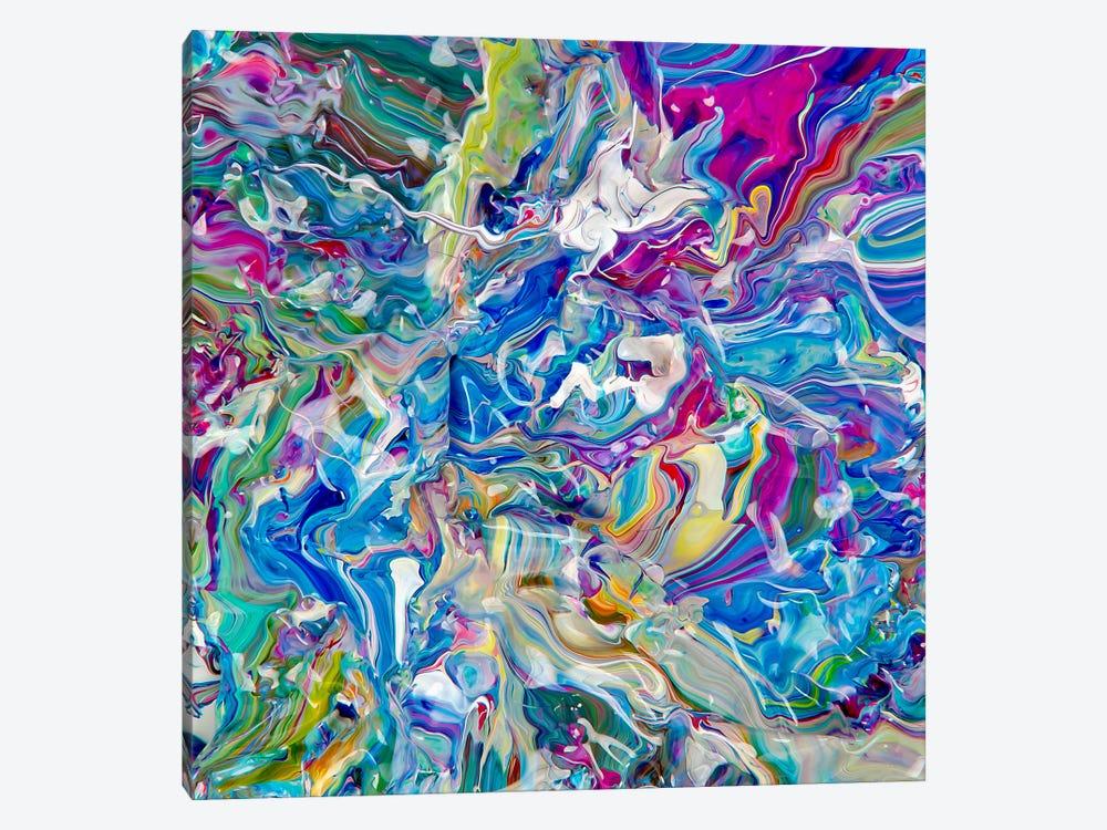 Untitled 27 by Mark Lovejoy 1-piece Canvas Art