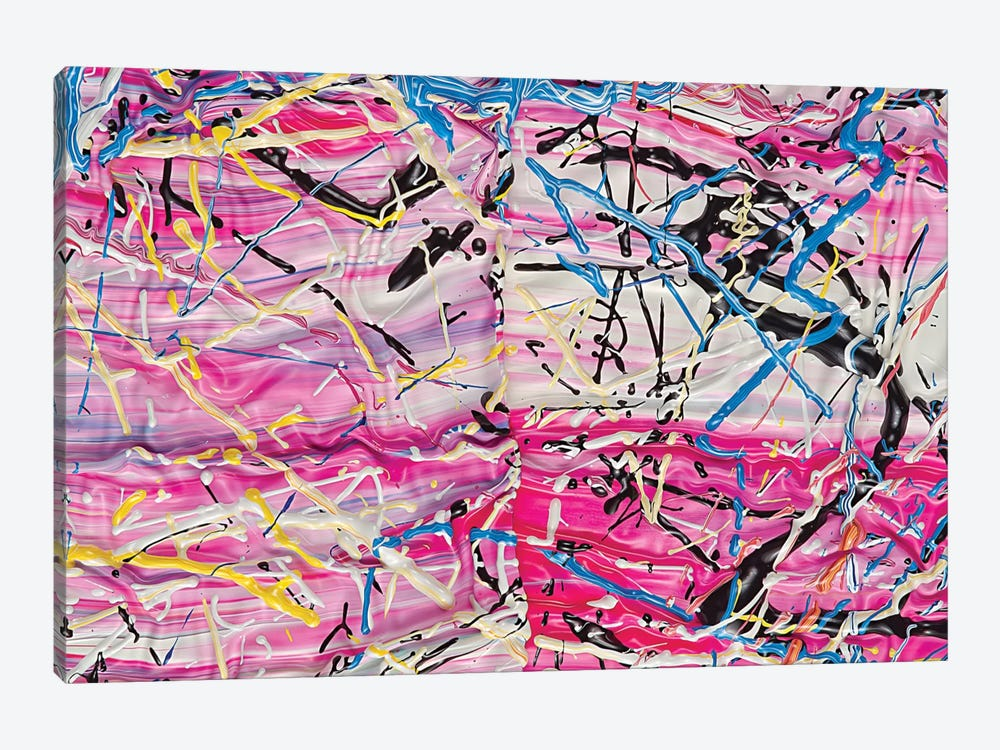 Untitled 34 by Mark Lovejoy 1-piece Canvas Art