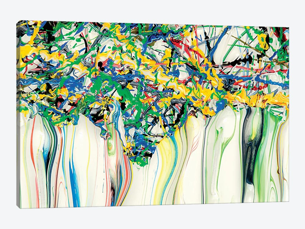 Untitled 36 by Mark Lovejoy 1-piece Canvas Wall Art