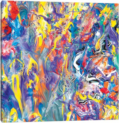 Untitled 61 Canvas Art Print