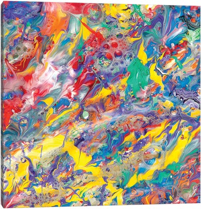 Untitled 62 Canvas Art Print