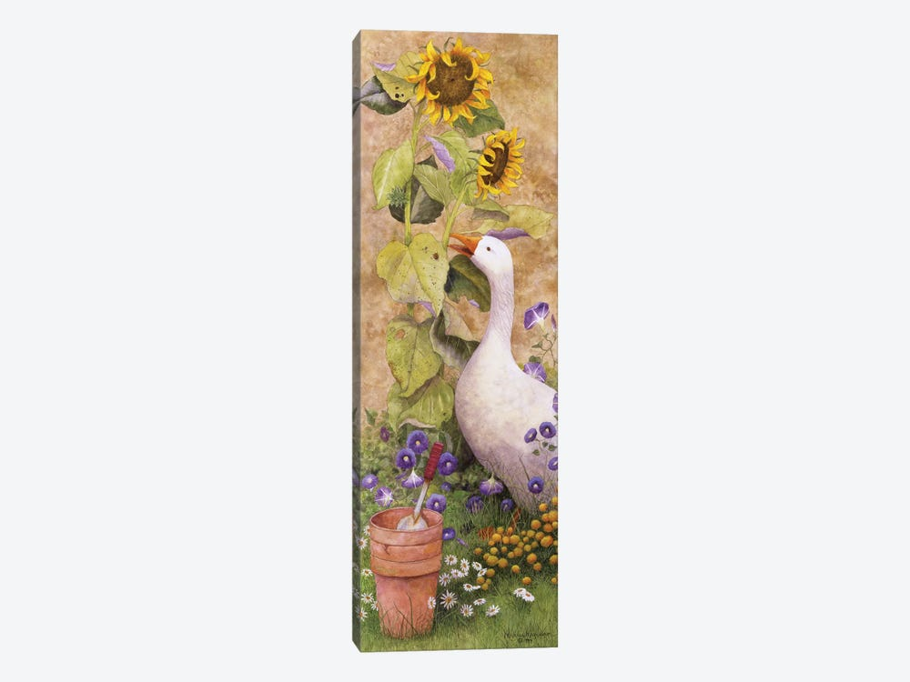 Garden March II by Marcia Matcham 1-piece Canvas Wall Art