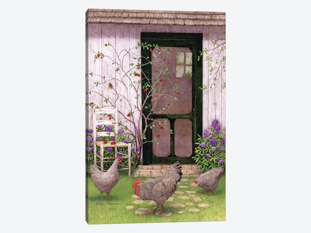 Morning Patrol I by Marcia Matcham 1-piece Canvas Art Print