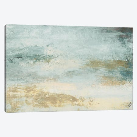 Open Glow Horizon II Canvas Print #MMC103} by Michael Marcon Art Print