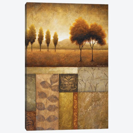 Plainview I Canvas Print #MMC111} by Michael Marcon Canvas Wall Art