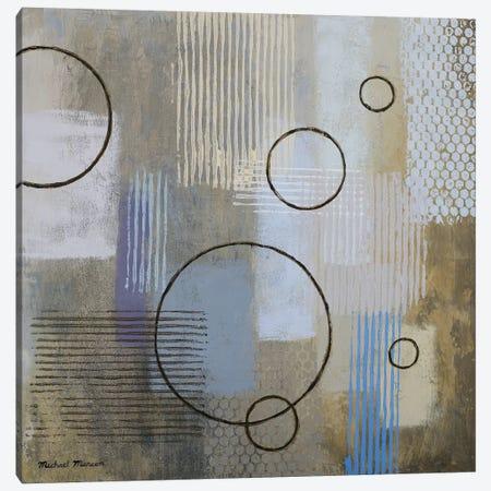 Rain Abstract II Canvas Print #MMC117} by Michael Marcon Art Print
