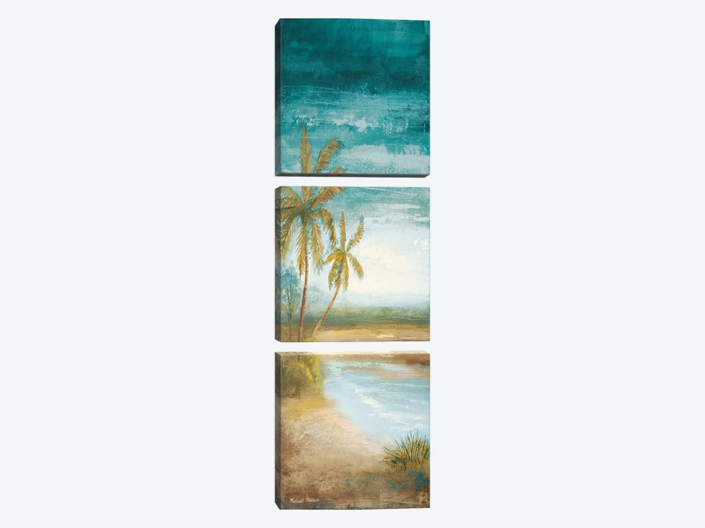 Return To The Sea by Michael Marcon 3-piece Canvas Art
