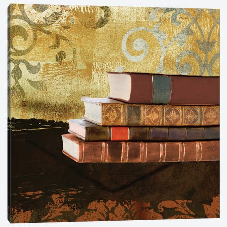 Study III Canvas Print #MMC133} by Michael Marcon Canvas Artwork