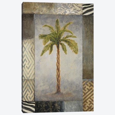 Sun Palm I Canvas Print #MMC136} by Michael Marcon Canvas Art Print