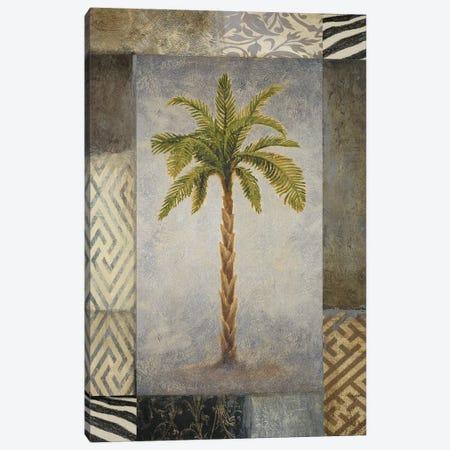 Sun Palm I Canvas Print #MMC136} by Michael Marcon Canvas Art Print