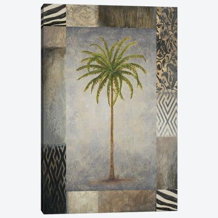 Sun Palm II 3-Piece Canvas #MMC137} by Michael Marcon Canvas Art Print
