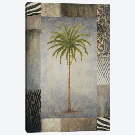 Sun Palm II Canvas Print #MMC137} by Michael Marcon Canvas Art Print
