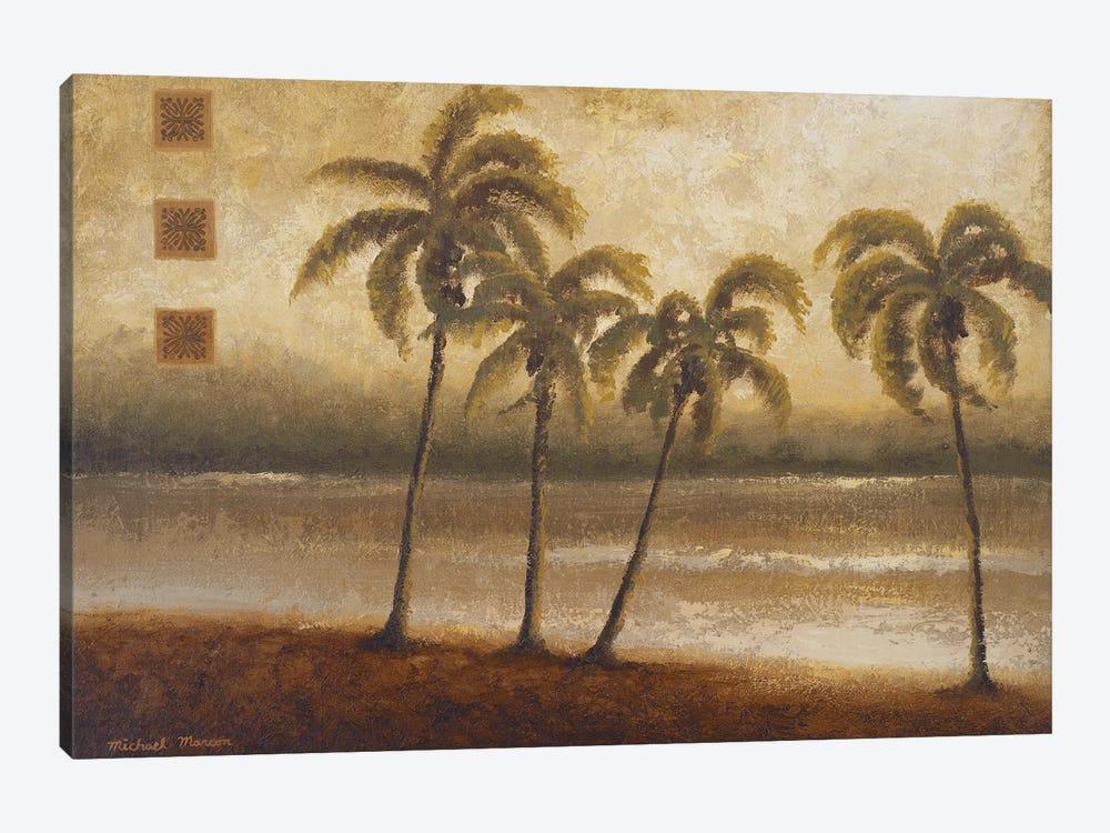 Tropical Escape I by Michael Marcon 1-piece Canvas Art Print