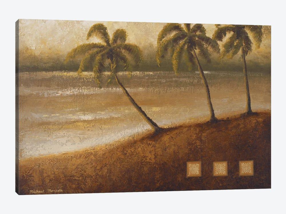 Tropical Escape II by Michael Marcon 1-piece Canvas Art