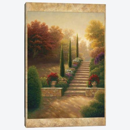 Viola Gardens Canvas Print #MMC155} by Michael Marcon Canvas Print
