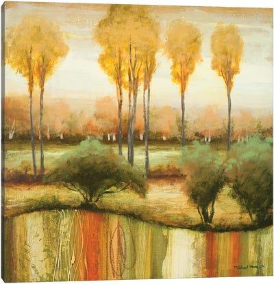 Early Morning Meadow II Canvas Art Print