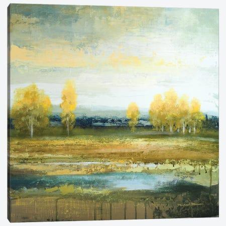 Marsh Lands II Canvas Print #MMC169} by Michael Marcon Canvas Print