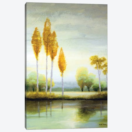 September Calm I Canvas Print #MMC170} by Michael Marcon Canvas Wall Art