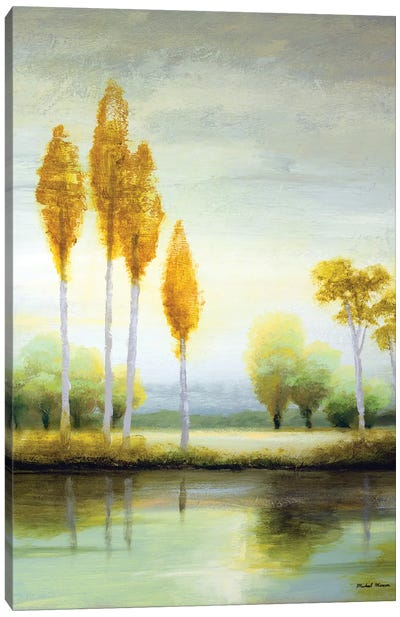 September Calm I Canvas Art Print