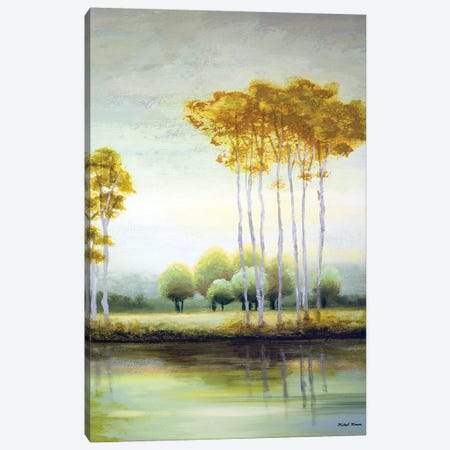 September Calm II Canvas Print #MMC171} by Michael Marcon Canvas Art