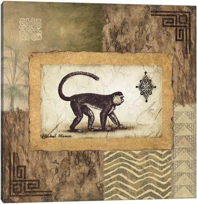 Ashanti Motifs II Canvas Art Print