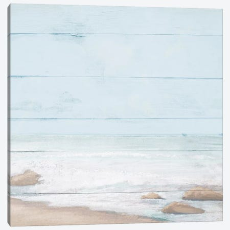 Atlantic Coast II Canvas Print #MMC19} by Michael Marcon Canvas Print