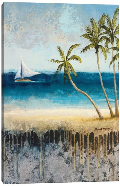 Atlantic Dream II Canvas Art Print
